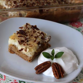 Butter Pecan Cake Mix Desserts Recipes