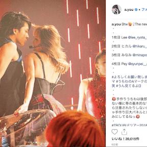 浜崎あゆみ、男性ダンサーとの密着姿を連投でファン困惑「いい加減気持ち悪い」「品がないうえにもう40歳」