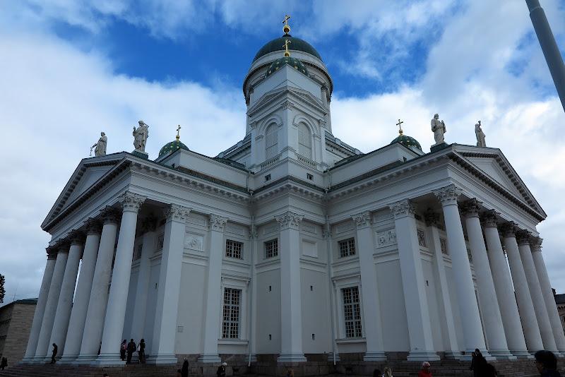 La Cattedrale di Helsinki di Piera