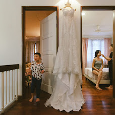 Wedding photographer Cliff Choong (cliffchoong). Photo of 21.08.2018
