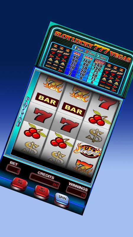 Magic flower slot machine