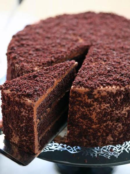 Chocolate Blackout Cake Recipe