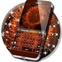 Tridimensional teclado icon
