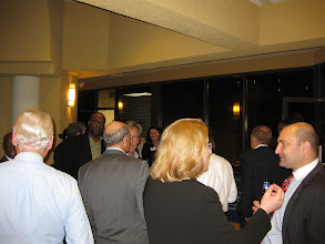 Photo: Networking with SBA 504 Loan Experts. Contact Mercantile Capital Corporation at www.504Experts.com!