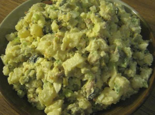 Tart Potato Salad