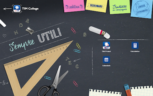 TIM College- miniatura screenshot