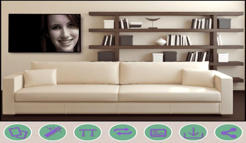 android Hall HD Phota Frames Screenshot 0