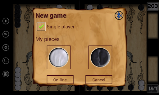 Backgammon u043enline apkmind screenshots 4