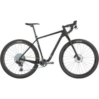 "Salsa Cutthroat Carbon AXS Eagle Bike - 29"" - Carbon - Black"