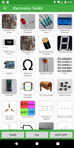 Electronics Toolkit 1.7.1 screenshots 2