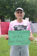 Photo: Stop Funding War  Fund Human Needs