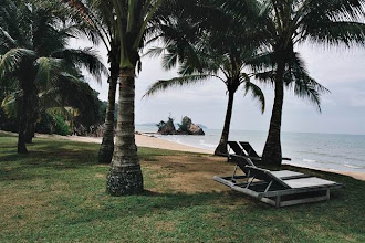 Photo: CHERATING-Plage du Club Med de Cherating Beach