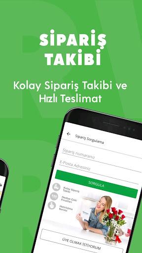 Cicek Sepeti screenshot 7