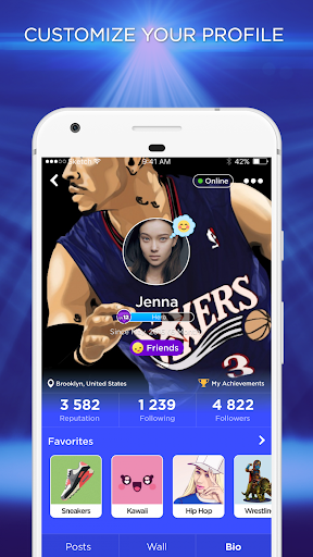 Hardwood Amino for NBA 1.8.14502 screenshots 4
