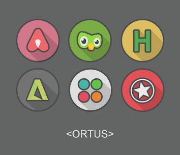 Ortus Icon Pack Pro Apk Mod 5.3 8