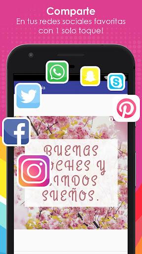 Muy Buenas Noches con Flores 1.0 screenshots 6