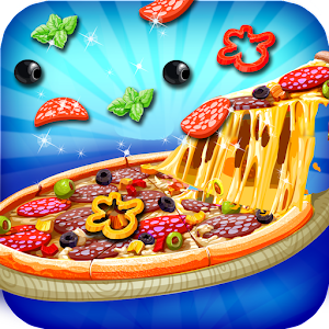 pizza maker - crazy cooking chef jeu. – applications android sur