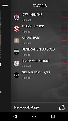 HIPHOP RAP R&B RADIO 5.9.4 screenshots 3