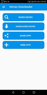 Free Full HD Movies Torrent & Magnet Downloader App Download For Android 3