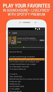 SoundHound ∞ Music Search- screenshot thumbnail