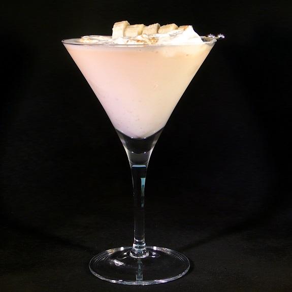 Banana Cream Liqueur Recipe