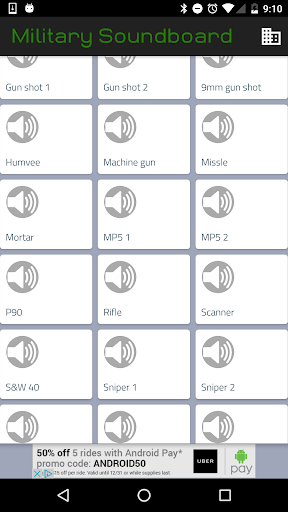 Military Soundboard 1.1 screenshots 3