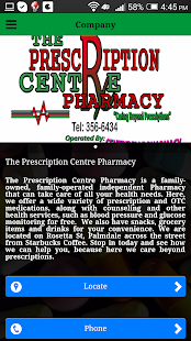 Prescription Center- screenshot thumbnail
