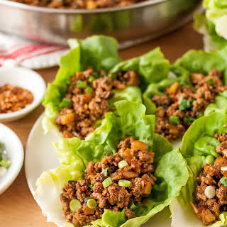 How To Make Chicken Lettuce Wraps.