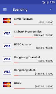 Manage Credit Card Instantly v1.5.0