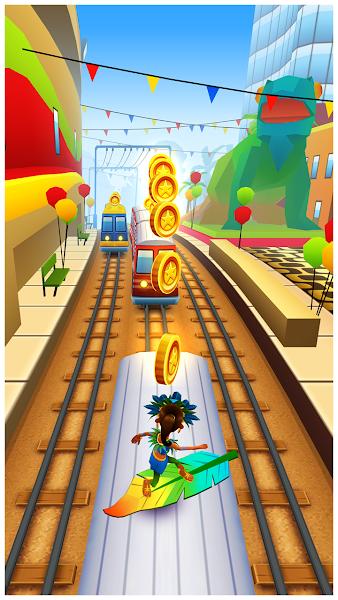 Subway Surfers Rio Mod Apk