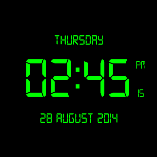 LED Digital Clock Live Wallpaper - Apps on Google Play