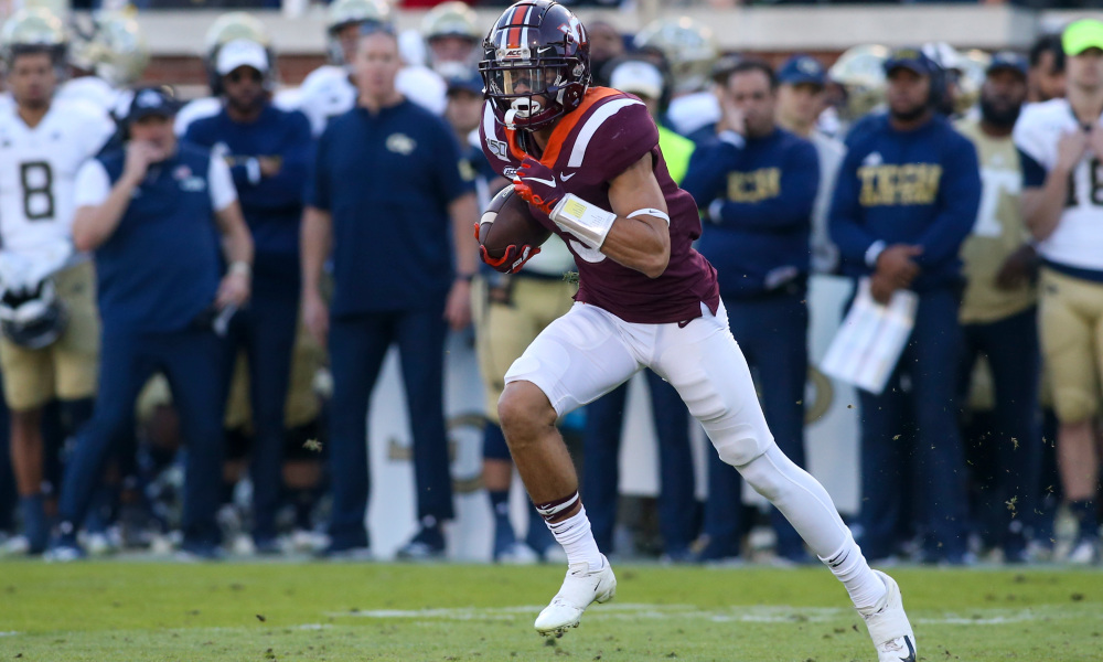 Prospects for Jags fans to watch: Virginia Tech CB Caleb Farley