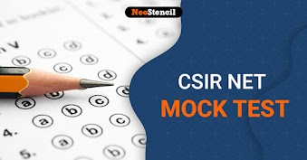 CSIR NET Mock Test 2020 - Subject Wise Mock Test Practice