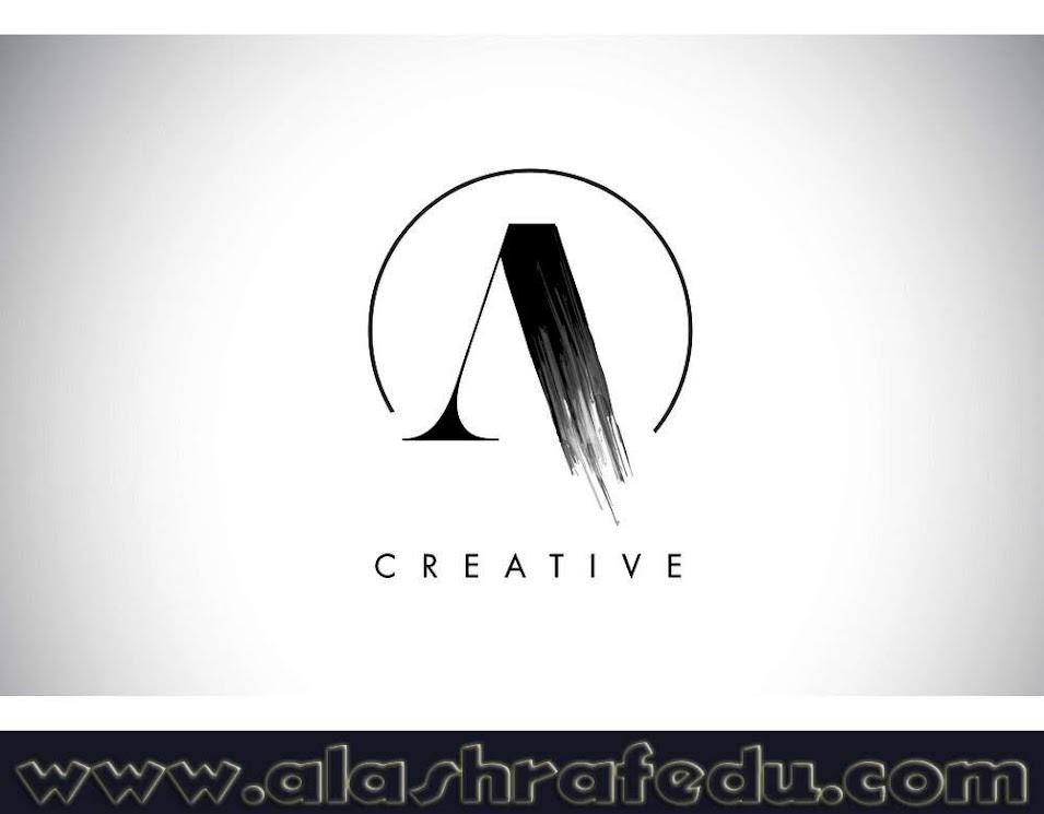 Brush Stroke Letter Logo Design Black Paint ZwEM4tOC_5zhHnycG0DK