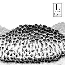 Photo: Maggie Ruddy - Alphabet of Physical Geography - L is for Lava