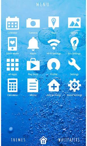 Sea wallpaper-Deep Blue- 1.0.0 Windows u7528 2