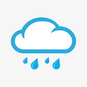 Rainy Days Rain Radar Icon