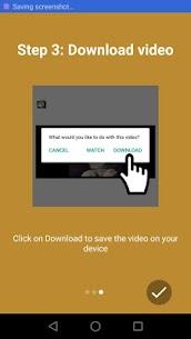 تحميل مقاطع فيديو للفيس بوك 4