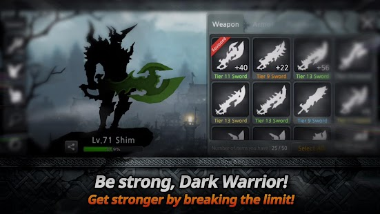 Dark Sword : Season 2 (Mod Money)