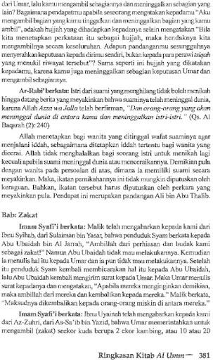 Al Umm Jilid7 Bahasa Bag.2
