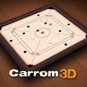 Carrom 3D icon