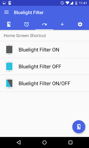 Bluelight Filter for Eye Care  screenshots 5