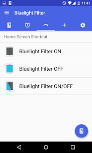 Bluelight Filter for Eye Care 2.6.1 Beta 5 [Pro Unlocked] Cracked Apk 5