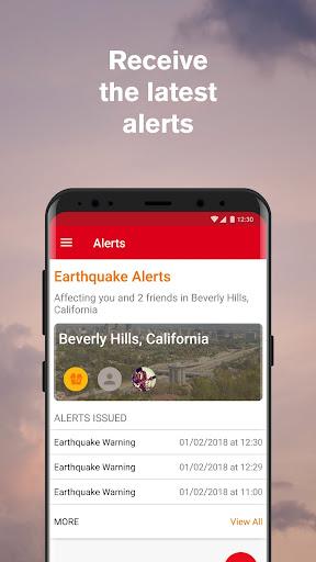Earthquake -American Red Cross  screenshots 1