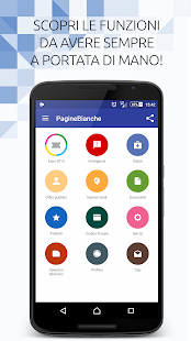 PagineBianche - screenshot thumbnail