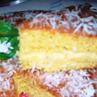 Brazilian Bolo Espera Marido Cake