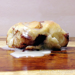 Classic Cinnamon Rolls from Food Network Magazine, May 2013