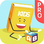 Storybook For Kids - English with Audio (Pro)