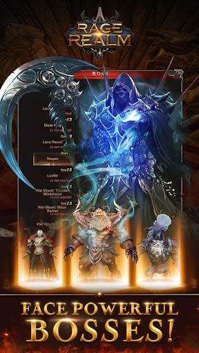 Rage Realm  captures d'écran 1