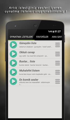 Recep Tayyip Erdoğan Sesleri PRO screenshot